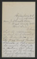 General Correspondence of the Director, July 1-9, 1908