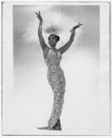 Josephine Baker, 1958