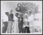 McKinley Park (0023) Events - Senior citizens' picnic with Mayor Jane Byrne, 1979-07-19