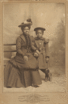 Mrs. Margaret Ellen Lucas and daughter Alice H