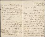 Letter (September 7, 1812)