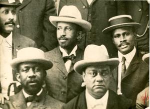 Niagara Movement founders