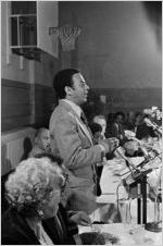 Andrew Young at the Hungry Club Forum