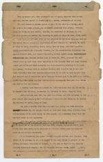 Agreement between Herman B. Walker and Dana A. Dorsey