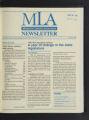 Minnesota Library Association Newsletter, February 1993