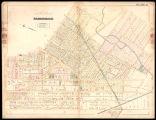 Nashville. Plate 6 from G. M. Hopkins' Atlas of Nashville (1889)