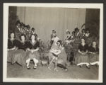 Kilbourn Park (0084) Events - Girl Scouts birthday celebration, 1938-03-30