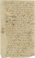 Document granting James Caller power of attorney to reclaim two slaves who had been stolen from Malachi and Mary Murphee of South Carolina.