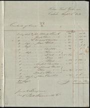 Letter to] Dear Madam [manuscript