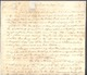 Letter, 1791 November 1, Belville, [North Carolina] to Thomas Jefferson, n.p.