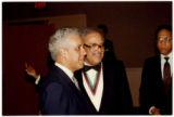 Douglas Wilder and Benjamin Hooks