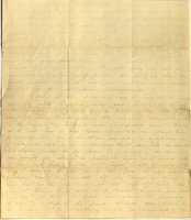 Letter from Charlotte to Samuel Cowles, 1836 January 25.