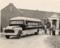 Academy Heights School Bus