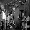 Governor Sanford visits