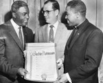 Thumbnail for Jackie Robinson receives scroll