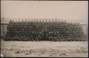[Members of Company C, 372nd Infantry Regiment]