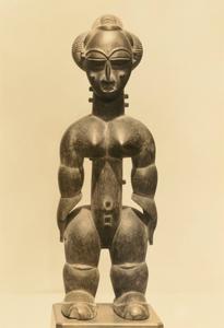 African Negro Sculpture, plate 6