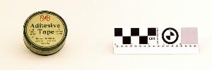 Adhesive tape tin