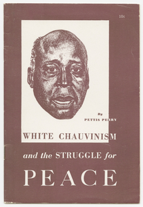 White Chauvinism and the Struggle for Peace