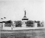 Dessalines; In the Champs de Mars