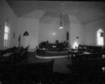 Mt. Zion CME Church: interior 2