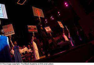 Black Music and the Civil Rights Movement Concert Photograph UNTA_AR0797-138-008-1574