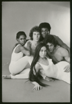 Alvin Ailey dancers, including Kenny Pearl, in group shot