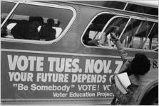 Voter Education Project, circa