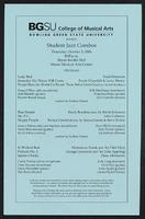 Student Jazz Combos
