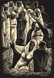 River Baptism (Southern Baptism; Negro Baptism)