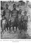 Grenfell's native attendants on the Lunda expedition