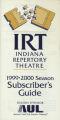 1999-2000 season subscriber's guide
