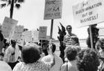 Jonathan Club protest