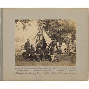 Union Army Officers