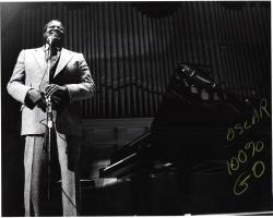 Oscar Peterson in Hill Auditorium