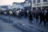 02 - March to protest recent police action in Selma, Alabama, March 13, 1965