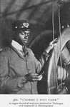 """""""L'homme à tout faire""""; A Negro electrical engineer [trained at Tuskegee and employed in Birmingham.]"""