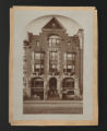 Miscellaneous branch buildings and portraits, 1880-1910. (Box 149, Folder 7)
