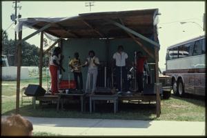 Saint Simons Island, Georgia: probably the 1987 Sea Island Festival