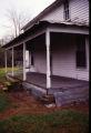 Matt Gardner House: front porch