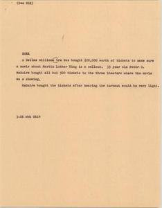 News Script: See MLK NBC News Scripts