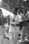 Malcolm Jamal Warner, Los Angeles, 1989