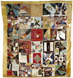 Florence Bell Crazy Quilt