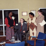 Gloria Naylor Talks with Librarians