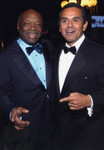 Antonio Villaraigosa and Willie Brown