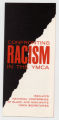 Confronting Racism in the YMCA: BAN-WYS National Conference of Black and Non-White Secretaries