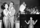Images of Chuck Jackson and Yvonne Fair at the Laicos Club in Montgomery, Alabama.