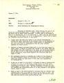 Benjamin E. Carmichael correspondence with Raymond B. Witt, Jr., 1966 January 3