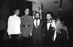 Fundraiser in Beverly Hills, Los Angeles, 1982