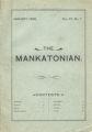The Mankatonian, Volume 7, Issue 7, January 1898